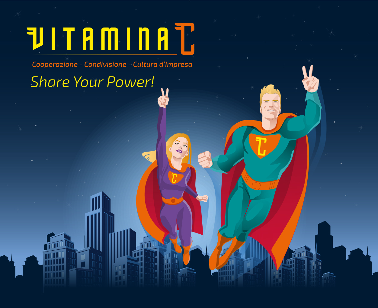 Vitamina C - Cooperazione, condivisione e cultura d'impresa
